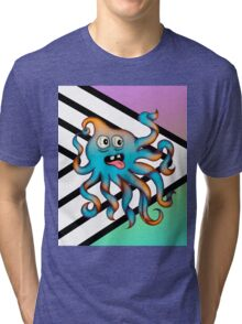 Hyper Colour Occy! Tri-blend T-Shirt