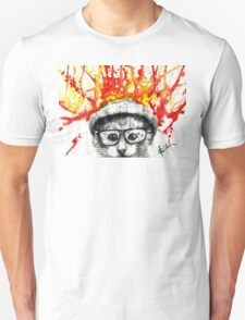 Kitty Geeking T-Shirt
