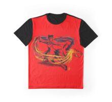 Dragon Bender- Digital Art Graphic T-Shirt