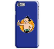 Astro Vault Boy iPhone Case/Skin
