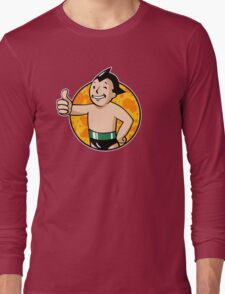 Astro Vault Boy Long Sleeve T-Shirt