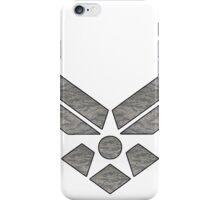 U.S. Air Force Logo Camo iPhone Case/Skin