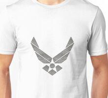 U.S. Air Force Logo Camo Unisex T-Shirt
