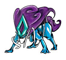 Suicune Photographic Print