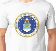 U.S. Air Force Seal Unisex T-Shirt