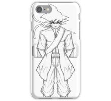 Sage Goku (Goruto) iPhone Case/Skin
