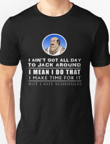 I Make Time For It Unisex T-Shirt