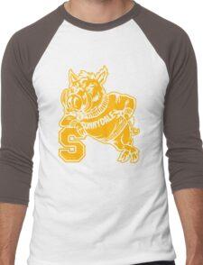 Sunnydale High Razorbacks Funny Men's Hoodie Men's Baseball ¾ T-Shirt
