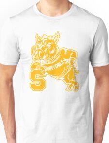 Sunnydale High Razorbacks Funny Men's Hoodie Unisex T-Shirt