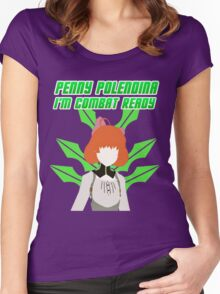 Penny RWBY Women's Fitted Scoop T-Shirt