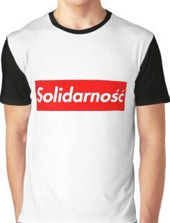 Solidarność Logo (Solidarity - Poland) Graphic T-Shirt