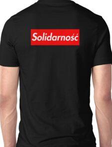 Solidarność Logo (Solidarity - Poland) Unisex T-Shirt