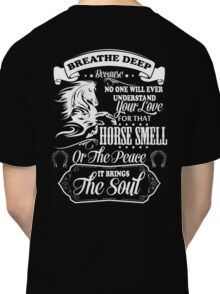 Horse Smell Classic T-Shirt