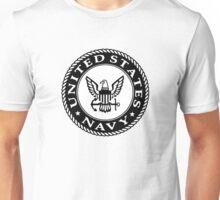 U.S. Navy Logo Unisex T-Shirt