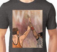 Wrestling Win Unisex T-Shirt