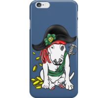 Pirate English Bull Terrier iPhone Case/Skin