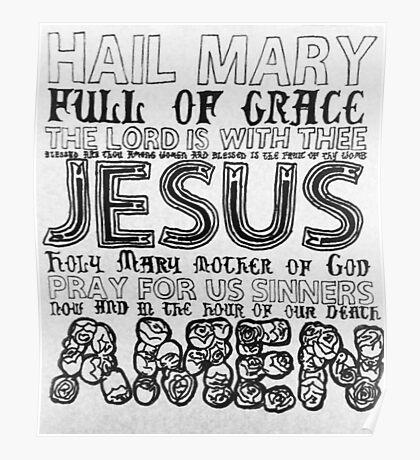 Hail Mary Poster