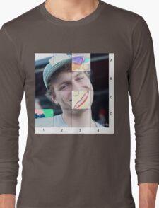 Mac Demarco Sliding puzzle  Long Sleeve T-Shirt