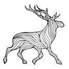 Stag Lines by jem16