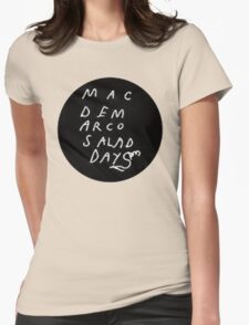 Salad days Womens Fitted T-Shirt