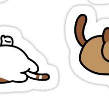 Markiplier and Crew - Neko Atsume Crossover Sticker Set Sticker