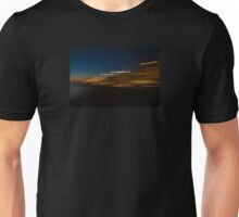 Sunset with lights Unisex T-Shirt