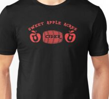 Sweet apple acres Funny Men's Tshirt Unisex T-Shirt