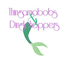 Thingamabobs&Dinglehoppers Photographic Print