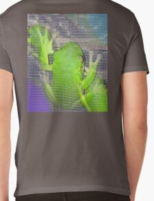 The Real Frogger Mens V-Neck T-Shirt