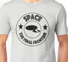 Star Trek Space, The Final Frontier Unisex T-Shirt