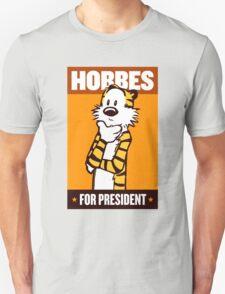 HOBBES FOR PRESIDENT T-Shirt