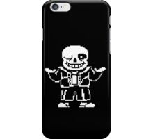 Undertale- Sans iPhone Case/Skin