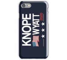 Knope 2020 iPhone Case/Skin