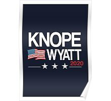 Knope 2020 Poster