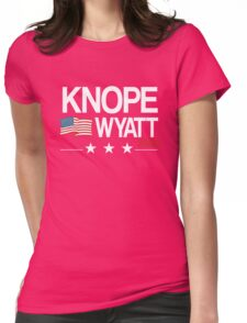 Knope 2020 Womens Fitted T-Shirt