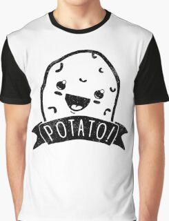 TEAM POTATO ERMAHGERD Funny Men's Tshirt Graphic T-Shirt