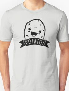 TEAM POTATO ERMAHGERD Funny Men's Tshirt T-Shirt