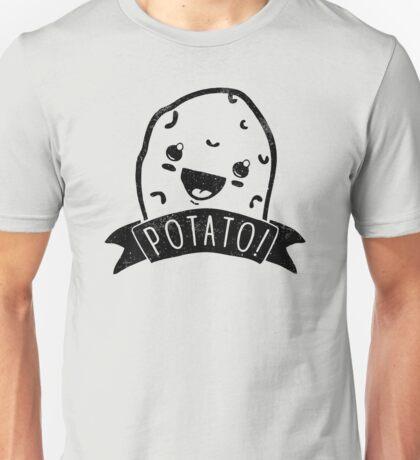 TEAM POTATO ERMAHGERD Funny Men's Tshirt Unisex T-Shirt