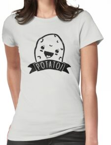 TEAM POTATO ERMAHGERD Funny Men's Tshirt Womens Fitted T-Shirt