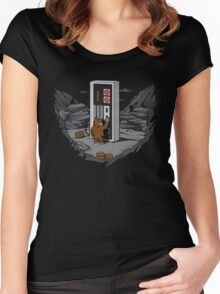 Dawn Gaming Women's Fitted Scoop T-Shirt