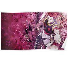 Hisoka Poster