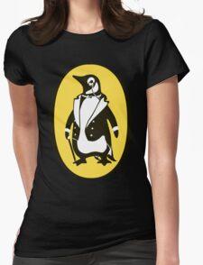 penguin : gentleman Womens Fitted T-Shirt