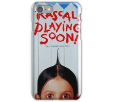 playing soon iPhone Case/Skin