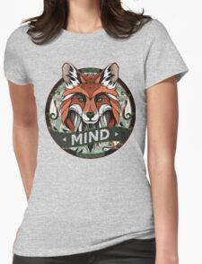 mind Womens Fitted T-Shirt
