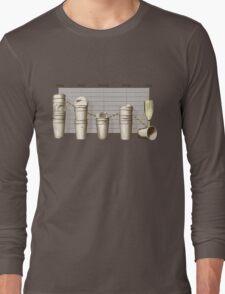 Office Stats Long Sleeve T-Shirt