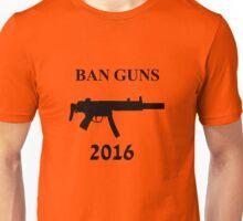 Ban Guns Unisex T-Shirt