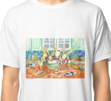 Cooking together  Classic T-Shirt