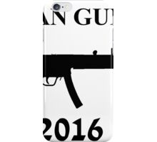 Ban Guns iPhone Case/Skin