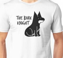 The Bark Knight Funny Men's Tshirt Unisex T-Shirt