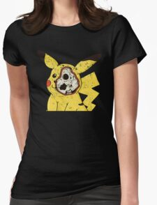 ROTTEN PIKA Womens Fitted T-Shirt